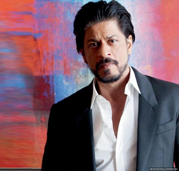 3. Shahrukh Khan