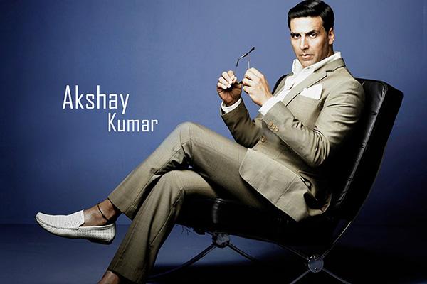 7. Akshay Kumar